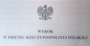 Wyrok TK, sygn.akt K 47/15
